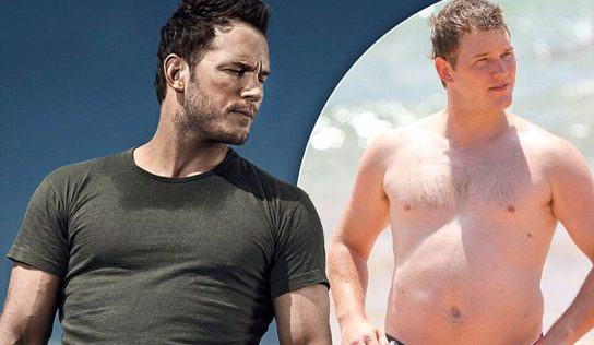 Chriss Pratt weight loss